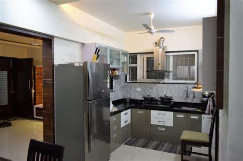 compact modular kitchen   shaped kitchen counter