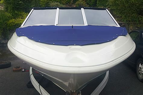 Bow For Boat Cover by Bow Tonneau