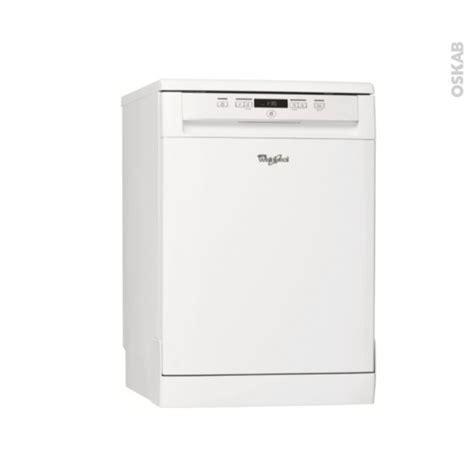 lave vaisselle 45 cm lave vaisselle 10 couverts pose libre 45 cm blanc