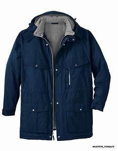 mens winter removeable hooded parka jacket coat 3xl big With big mens winter coats jackets