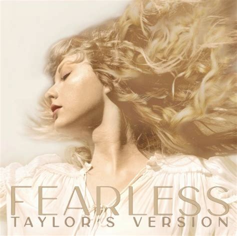 Taylor Swift-Fearless Taylor's Version Edit by ...