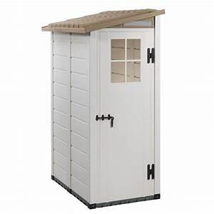 Abri De Jardin Petit : petit abri de jardin r sine pvc adossable 1 m ep 22 mm ~ Dailycaller-alerts.com Idées de Décoration