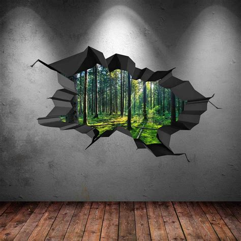 wall painting illusions  paintingvalleycom explore