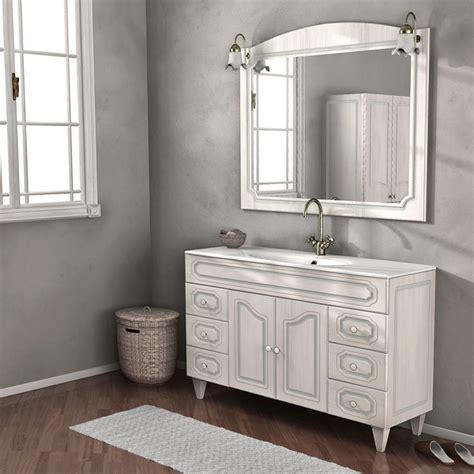 Applique Per Bagno Classico by Decap 232 Bagno Classico 120 Cm Con Specchio 2 Applique Design