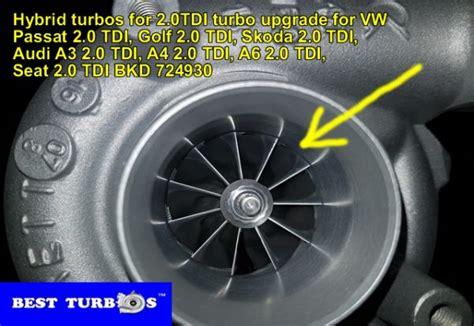 Hybrid Turbo For Seat 2.0 Tdi