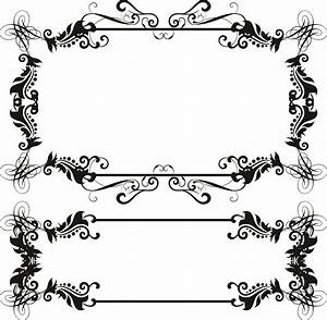 Border Line Design Free Download - Cliparts.co