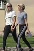 Kristen Stewart – Takes a walk with her girlfriend Dylan ...