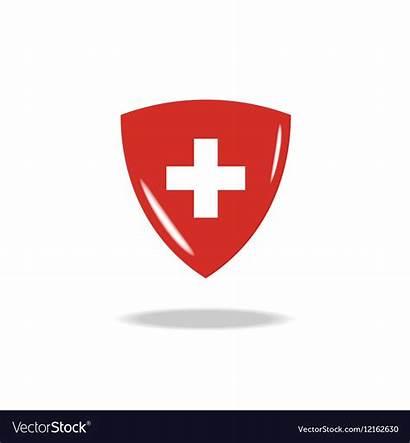 Cross Swiss Vectorstock