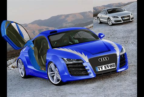 Modifikasi Audi Tt Coupe modifikasi motor mobil audi tt wallpapers