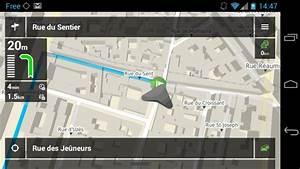 Itinéraire Gratuit Mappy : mappy gps free un gps gratuit et complet sur smartphone frandroid ~ Medecine-chirurgie-esthetiques.com Avis de Voitures