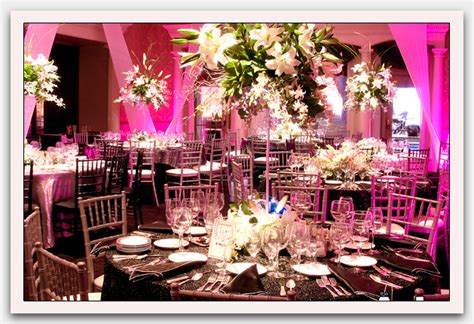 Rental Decorations For Wedding Receptions - wedding rentals the aries company