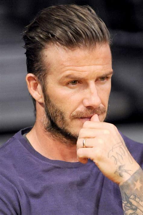 David Beckham Hairstyles 2012   Stylish Eve