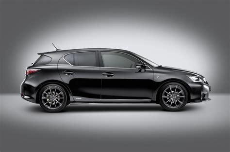 2012 Lexus Ct 200h F-sport Drive Report