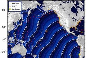 Tsunami Warning Issued For Hawaii Following Massive