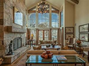 ellegant two story living room decorating ideas With living room home decor ideas 2