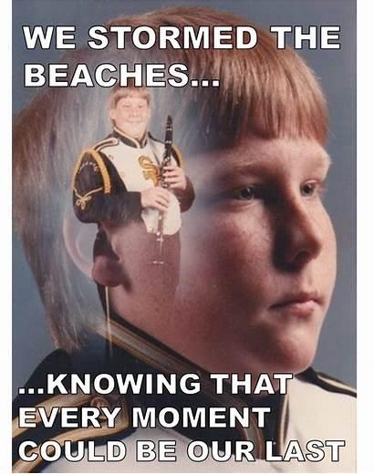 Boy Clarinet Ptsd Meme Random