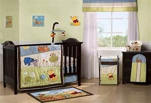 decoration chambre bebe garcon winnie l39ourson bebe et With lustre chambre b b winnie