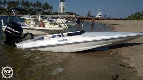 Hydrostream Boats For Sale In Florida by 1986 Used Hydrostream 20 High Performance Boat For Sale