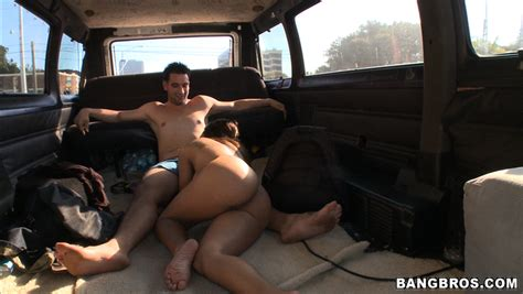 Yurizan Beltran On Bang Bus