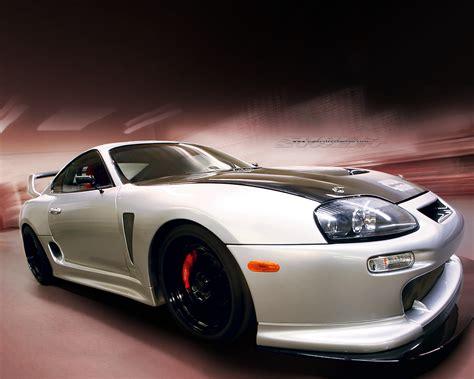 Toyota Supra Wallpaper by All Cars To U Toyota Supra Wallpaper