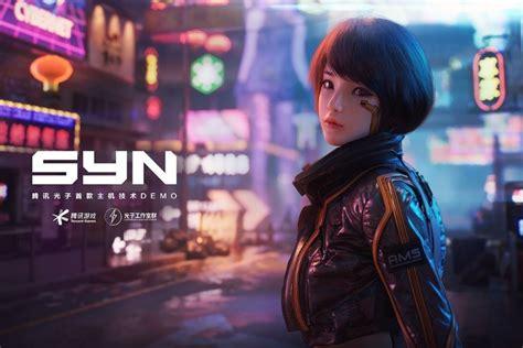 """VIDEO   Hiina mänguhiid Tencent loob poolakate """"Cyberpunk ..."""