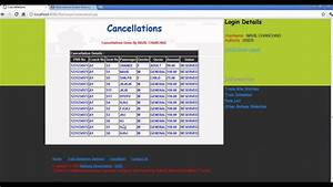 Get Ip Of Website Railway Reservation System Project Youtube
