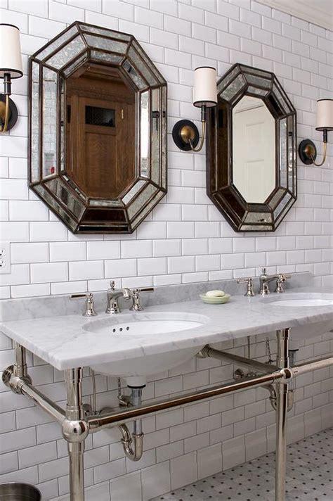 Octagon Bathroom Mirror by Octagon Bathroom Mirrors Design Ideas