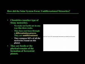 PPT - How did the Solar System form? PowerPoint ...