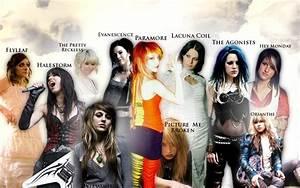 Heavy Metal Girl Wallpaper | www.pixshark.com - Images ...
