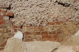 Tapete Altes Mauerwerk : altes mauerwerk mit gebrochenen putz textur stockfoto colourbox ~ Markanthonyermac.com Haus und Dekorationen