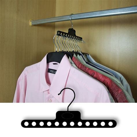 Hangers In Closet by Dealing With Shallow Wardrobes Home Space Saving