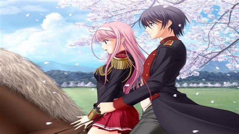 Wallpaper Anime Love Wallpapersafari