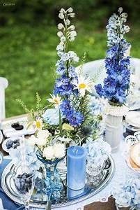 Blaue Quadrate Mit Tisch : tischdeko in der farbe blau dekoration hochzeit ~ A.2002-acura-tl-radio.info Haus und Dekorationen