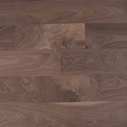 Unfinished Walnut Premium Select Grade wide plank hardwood