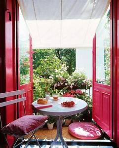 Pflanzen Für Balkon : sichtschutz f r den balkon varianten aus holz pflanzen und markisen ~ Sanjose-hotels-ca.com Haus und Dekorationen