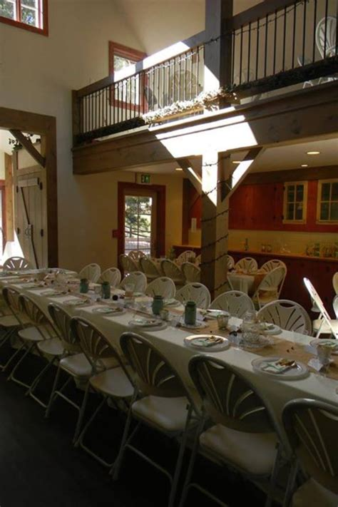 evergreen red barn weddings  prices  wedding