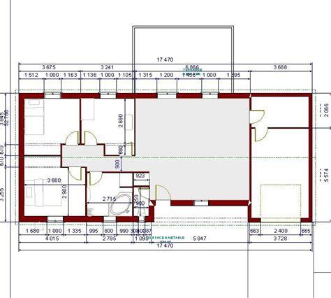 plan de maison avec cuisine ouverte plan maison comment agencer la cuisine 63 messages