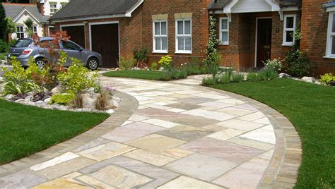 designs for driveways landscaping front garden ideas driveway