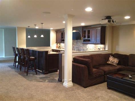 basement wrap novi finished basement traditional basement detroit