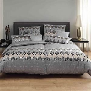 Standard Bettwäsche Größe : bettw sche elegante glamour 2086 anthra ~ Orissabook.com Haus und Dekorationen