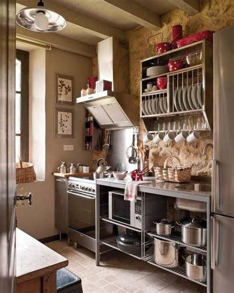 kitchen cottage cozy plate rack   vintage  wood wine crate  spaced woode