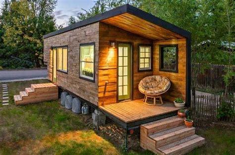 Gestaltungsstile Kleines Holzhaus Bauen Außen Dekoration