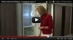 Comment Choisir Son Frigo : comment choisir votre frigo encastrable consultez nos ~ Nature-et-papiers.com Idées de Décoration