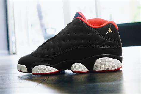 Air Jordan 13 Low Bred Air Jordans Release Dates