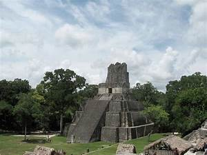 Collapse of Mayan Civilization Traced to Dry Spells