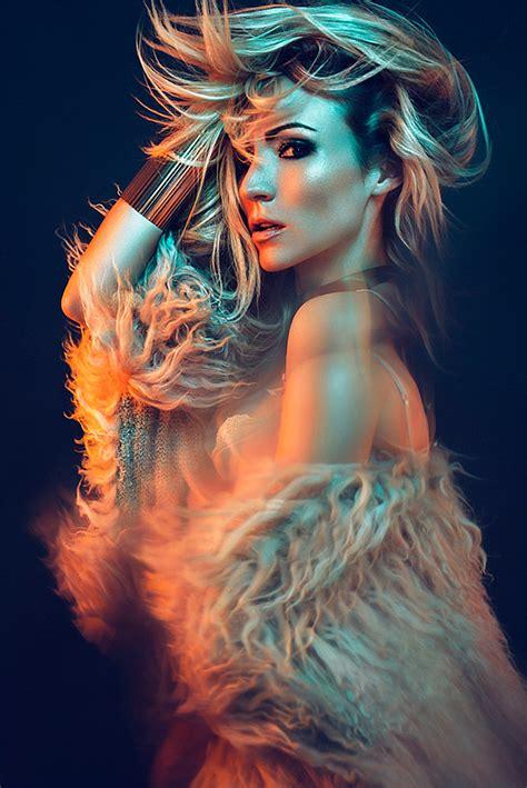 vibrant beauty photography  jake hicks inspiration