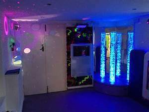 Percy Hedley College Sensory Room