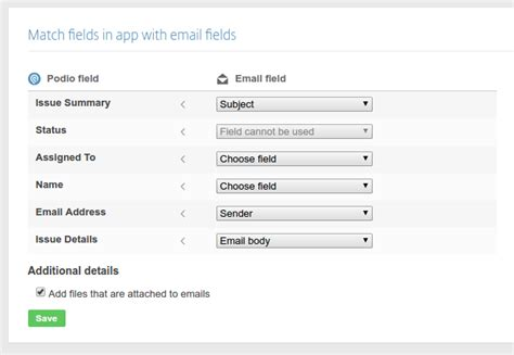 setting up a helpdesk using podio and globimail