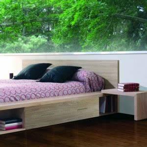 Lit 2 Places Avec Tiroirs : lits en bois et rotin ~ Teatrodelosmanantiales.com Idées de Décoration