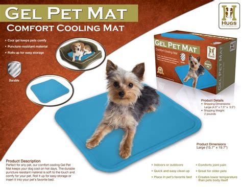 Pet Doormat by Pet Cooling Mat Gel Pad For Small Medium Cat